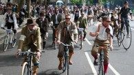 Take a super stylish cycle through the Capital with the Tweed Run