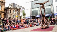 Afrikan Warriors - Festival of Fools - Belfast