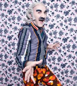 Boogaloo Stu Crimplene Millionaire - Brighton Fringe 2015