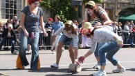 Cambridgeshire's quirky Stilton Cheese Rolling contest