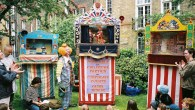 Celebrate Mr Punch's birthday with shows, processions and Maypole dancing