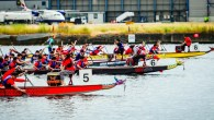 Experience a day of Chinese culture in London with a free dragon boat festival