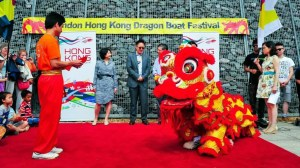 London Hong Kong Dragon Boat Festival 2015