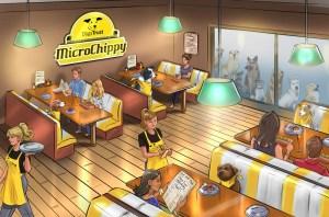Dogs Trust MicroChippy Pop Up - London