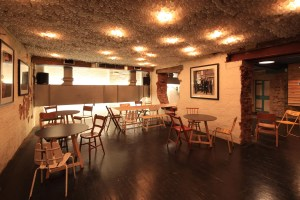 The Book Club basement - London