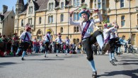 Folk gather in Oxford for weekend of performances