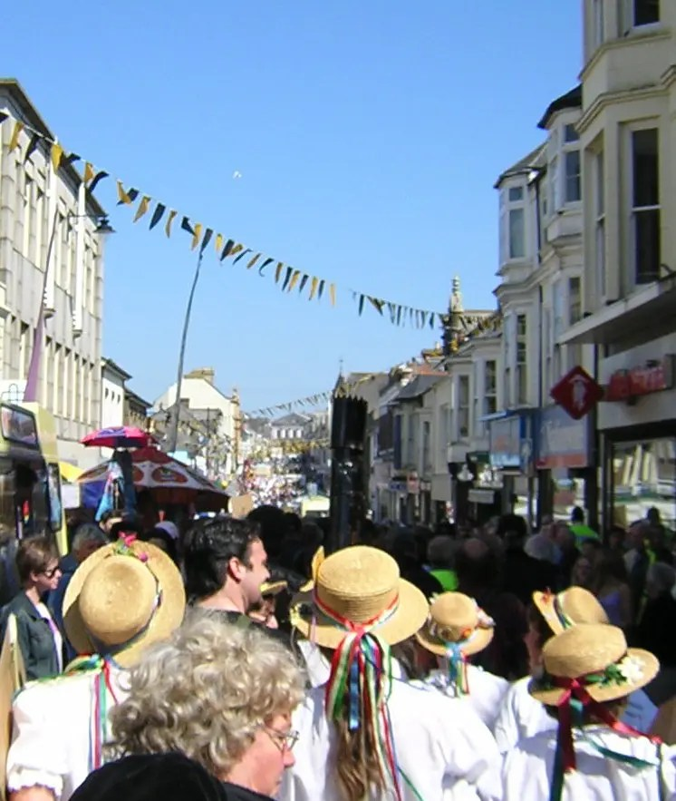 Camborne - Trevithick Day - Cornwall