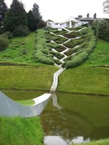 Portrack - The Garden of Cosmic Speculation - Scotland's Gardens