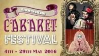 The intimate and quirky Birmingham Cabaret Festival returns