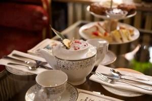 Mr Fogg's Tavern - Tipsy Tea - Photo: Johnny S Photography