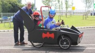 Humber Bridge hosts annual quirky cart race