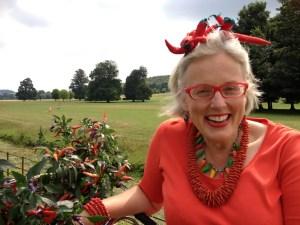 West Dean Gardens - Chilli Fiesta 2016 - Sussex