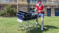Pimped up prams at Ally Pally for the second Great British Pram Race