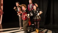 Teatro Pomodoro - Cabaret From The Shadows - Liverpool