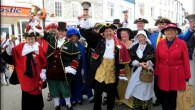Cornwall's traditional honey fair