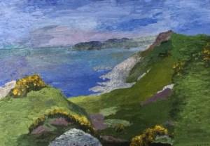 View of St Brides Bay - David Heading