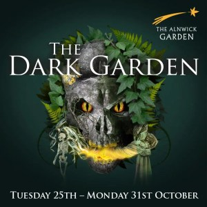 The Alnwick Garden - The Dark Garden - Halloween 2016