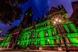 Manchester Town Hall - Halloween 2016