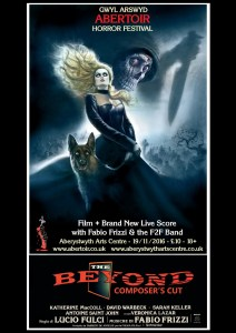 The Beyond Composer's Cut - Abertoir Horror Festival 2016