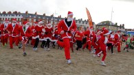 Chase the Pudding race - Weymouth