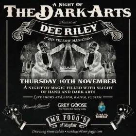 Dark Arts - Mr Fogg's Residence - London