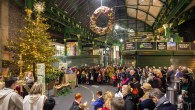 See the UK's longest paper chain at Borough Market
