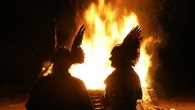 Vikings get ready for Uyeasound's Up Helly Aa