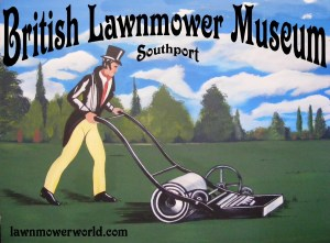 British Lawnmower Museum Soutport