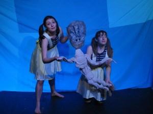Oyster Boy - Haste Theatre