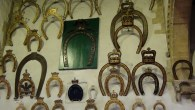 Oakham Castle Horseshoes by Onewhohelps