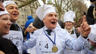 Quirky Pancake Day games, races, customs and challenges