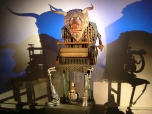 Sharmanka Kinetic Theatre - Glasgow