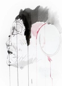 haenyeo 2 - breath portrait for poster ┬®Mikahil Karikis 2011