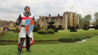 Hever Castle - St George's Day 2017