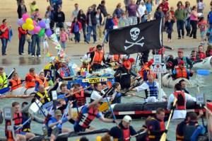Portrush Raft Race 2017 - Northern Ireland - RNLI