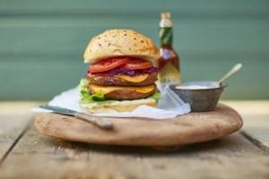 TABASCO Auburger - Vegetarian pop up London