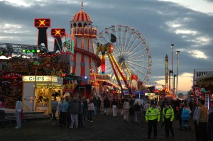 The Hoppings - Discovery Museum - Newcastle