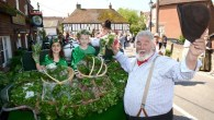 Watercress challenges and quirky entertainment in Hampshire