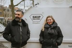 Skip Gallery - Lee Baker and Catherine Borowski
