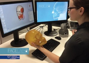 Liverpool Festival of Archaeology - Face Lab digital reconstruction