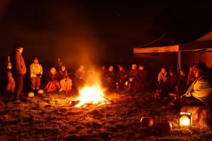 Stories under the Stars - Photo: Tony Crossland - Settle Stories