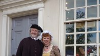 Samuel Johnson's Birthplace Museum - Lichfield - Dr Johnson & Mrs Thrale