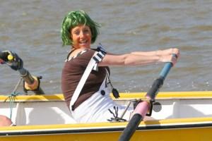 Great River Race 2017 - Thames London