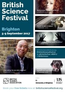 British Science Festival 2017 - Brighton