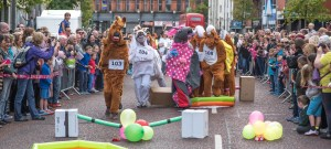 Belfast Culture Night 2017 - Neil Harrison