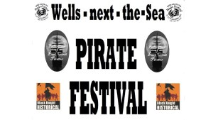 Wells next the Sea Pirate Festival 2017