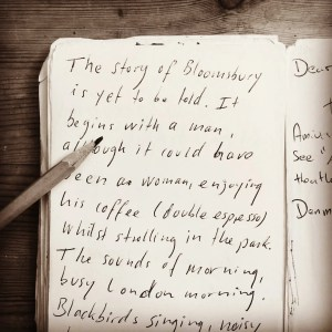 The Secret Diary of Bloomsbury