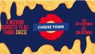 Fromage fans head to London's Cheese Town