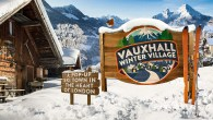 Cable car photo booths and mulled drinks at Vauxhall Winter Village