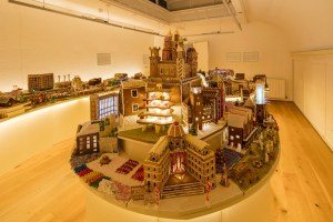 Gingerbread City pop up London -Christmas events 2017 Luke Hayes